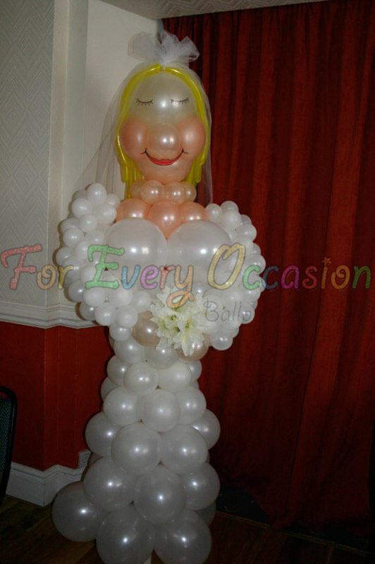 8ft Bride