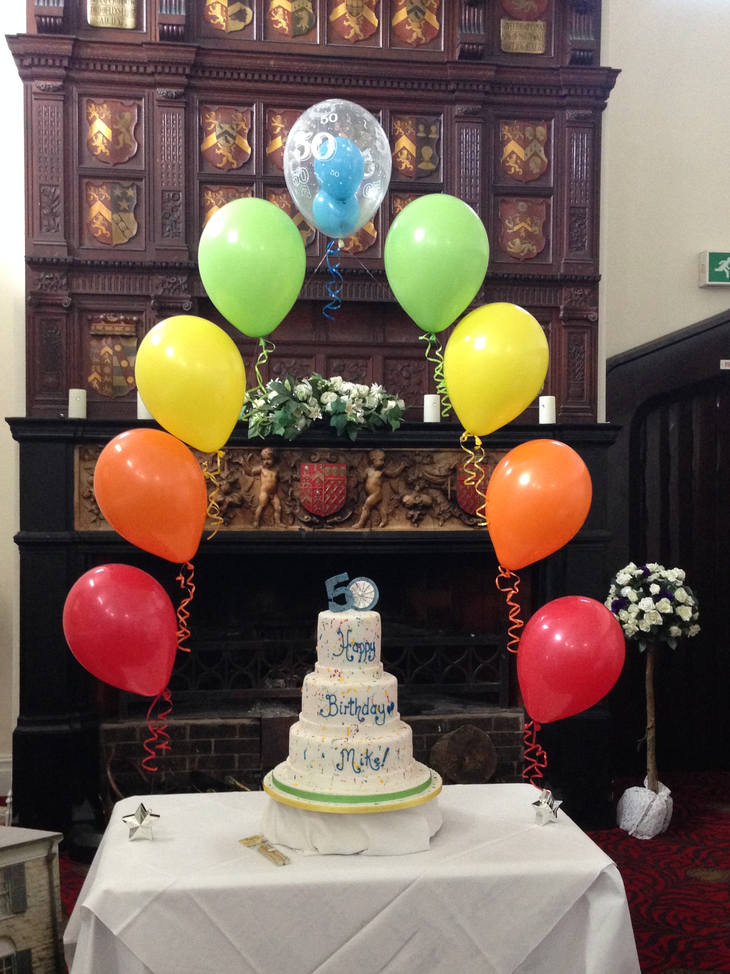 Cake Arch Archives For Every Occasion Balloon Artists Ltd