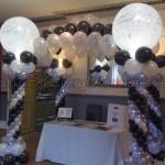 Stunning Lit Balloons