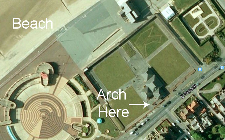 Arch Location